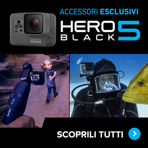 accessori esclusivi hero5 black