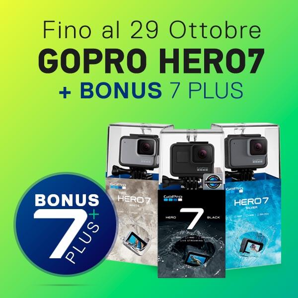 bonus acquisto gopro hero7