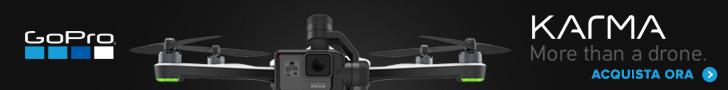 drone gopro karma Italy sale