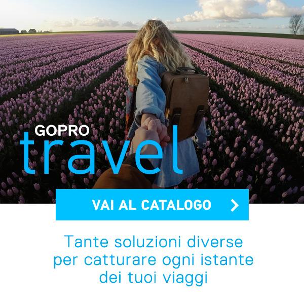 catalogo gopro per viaggio
