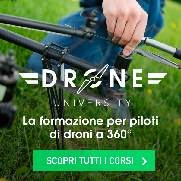 corsi droni italia