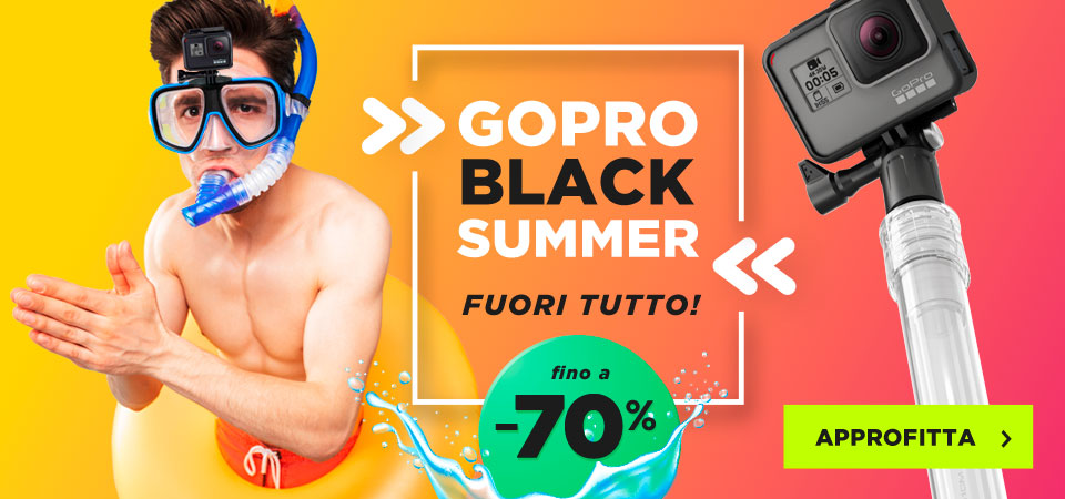 GoPro Black Summer