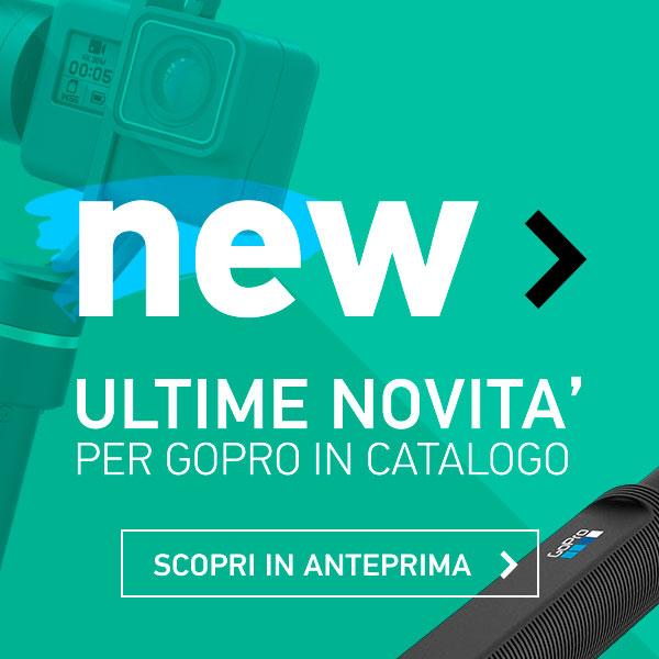 novità gopro 2017