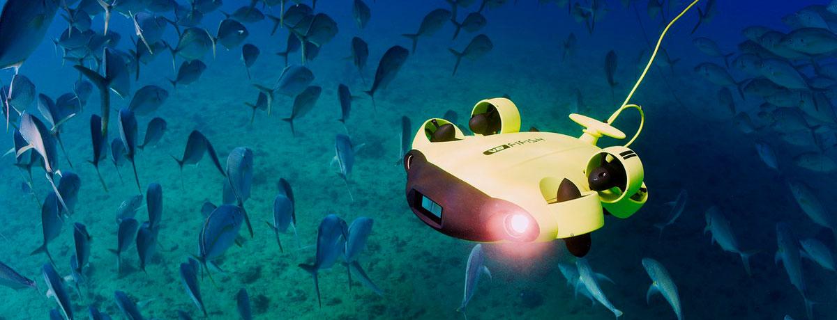 QYSEA droni subacquei