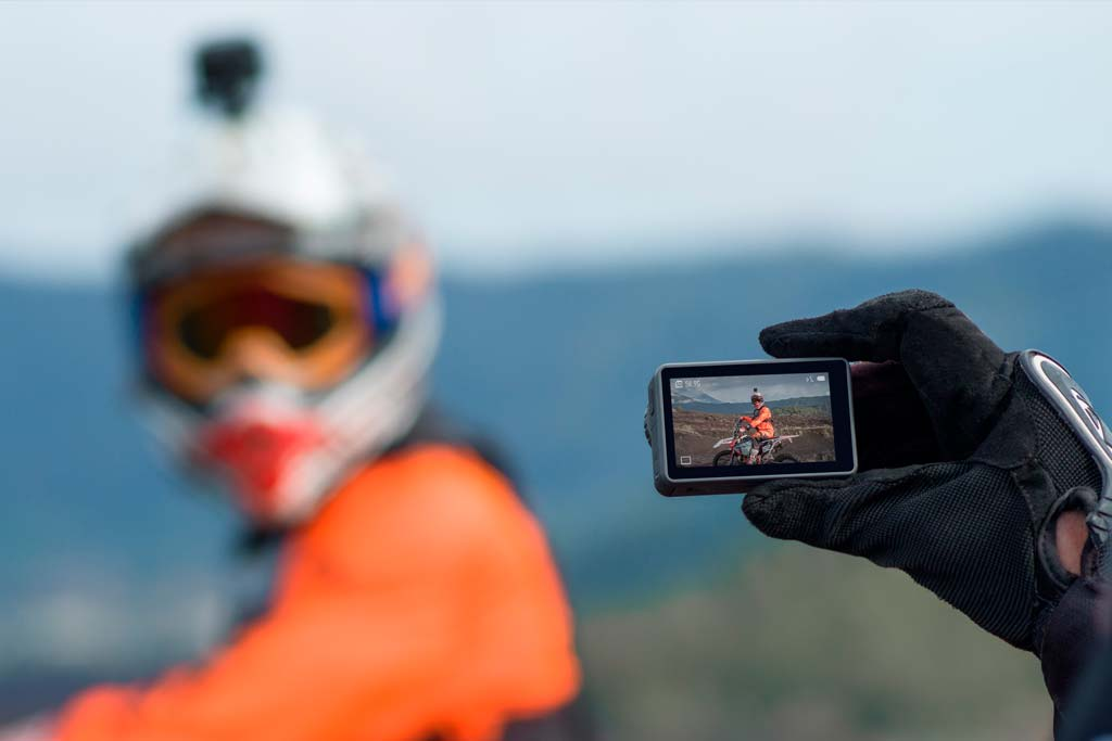 dji osmo action risoluzioni video
