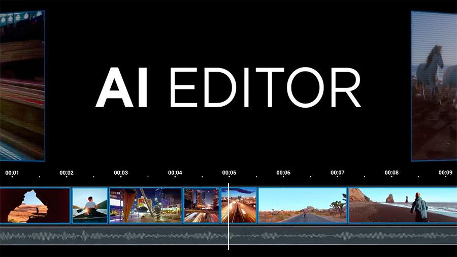 AI Editor DJI Pocket 2