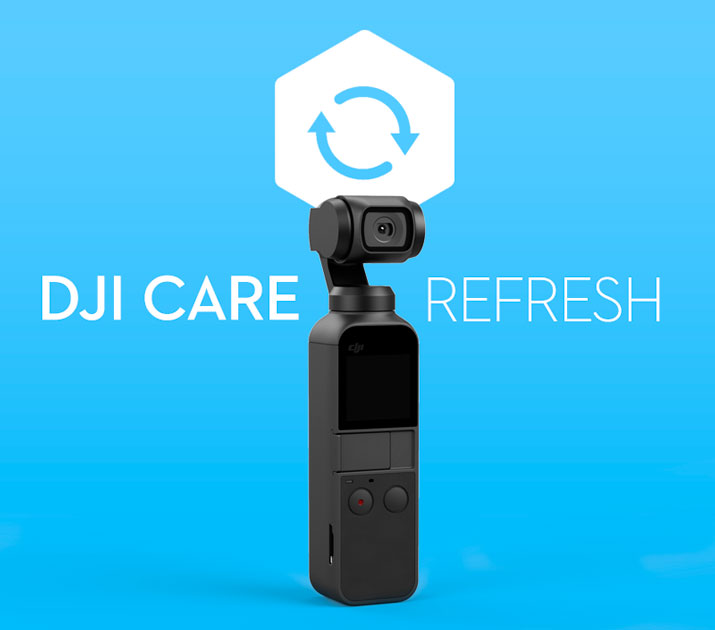 dji care refresh osmo pocket