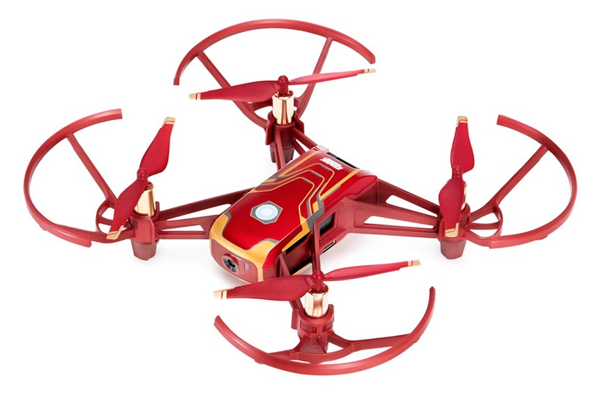 dji tello iron man