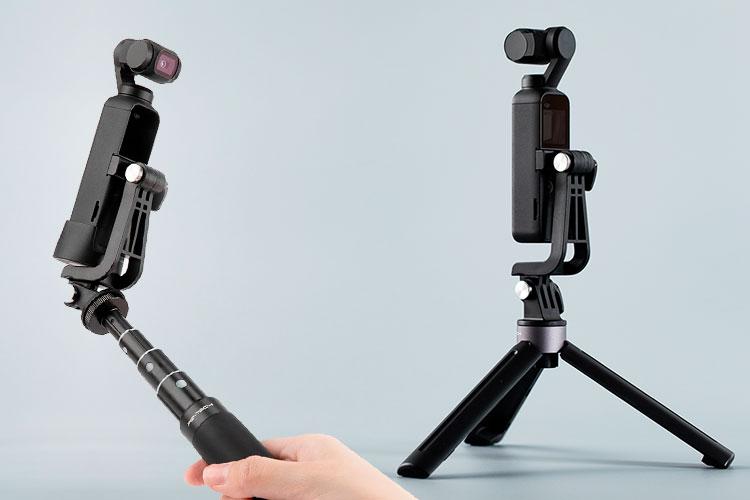 PGYTECH Universal Mount Kit per DJI Osmo Pocket e GoPro