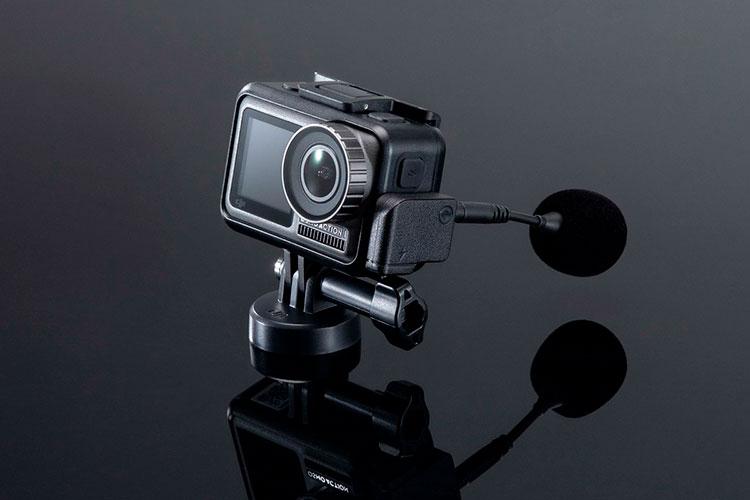 CYNOVA Adattatore 3.5mm/USB-C per DJI Osmo Action