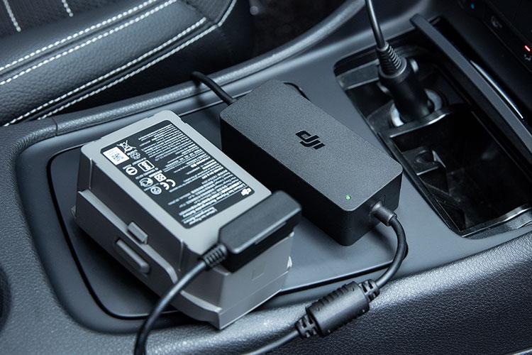 DJI Caricabatterie da auto per Mavic 2