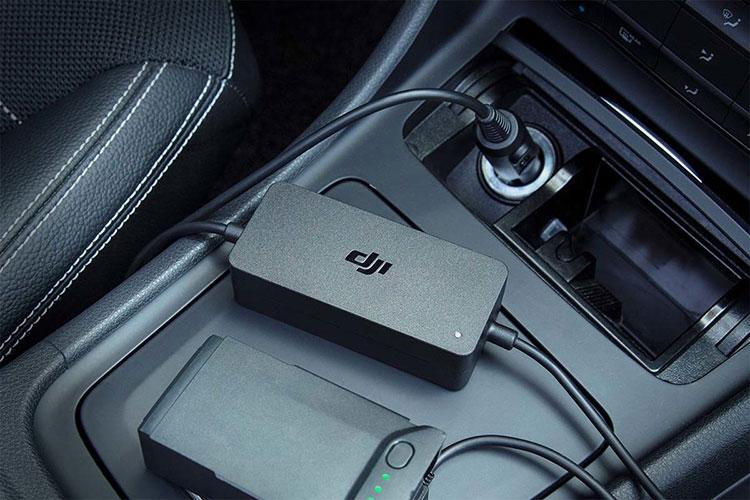 DJI Caricabatterie da auto per Mavic Air