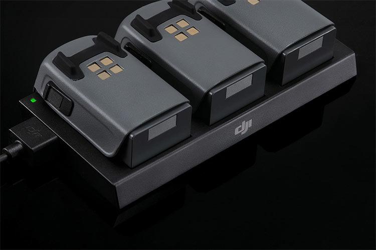 DJI Caricabatterie multiplo per Spark