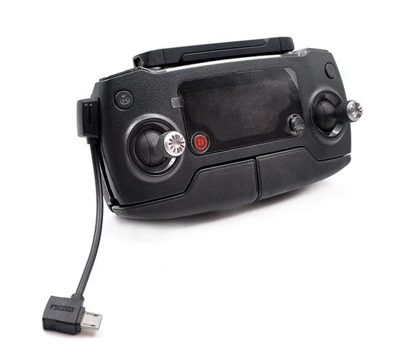 STARTRC Cavo 10cm USB-C Nero per Mavic Mini