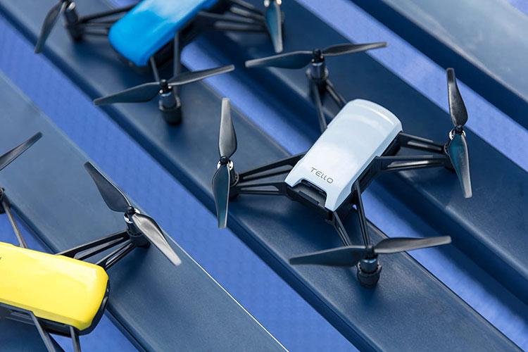 cover scocca drone Tello