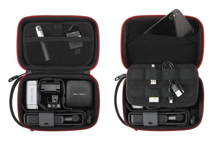 PGYTYECH Custodia per DJI Osmo Pocket e GoPro