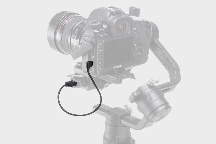 DJI Cavo di controllo camera USB-B per Ronin S
