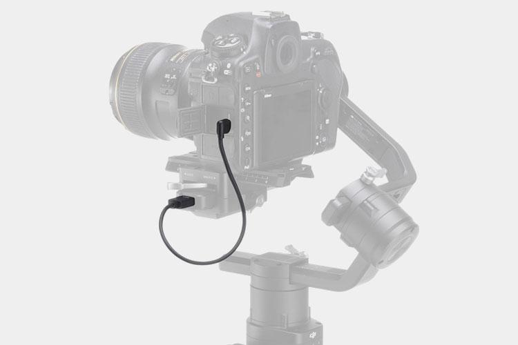 DJI Cavo di controllo camera USB-C per Ronin S