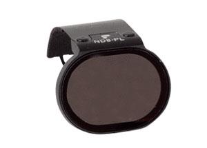 filtro neutro polarizzato 3 Stops ND8/PL per dji spark