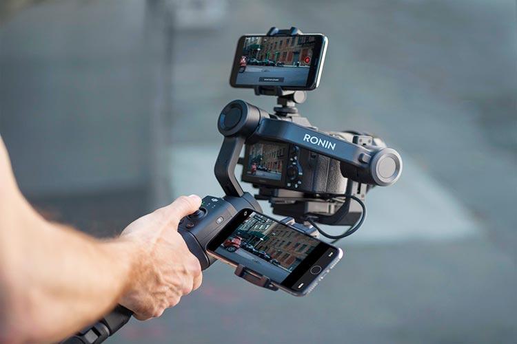 DJI Supporto smartphone per Ronin SC e Ronin S