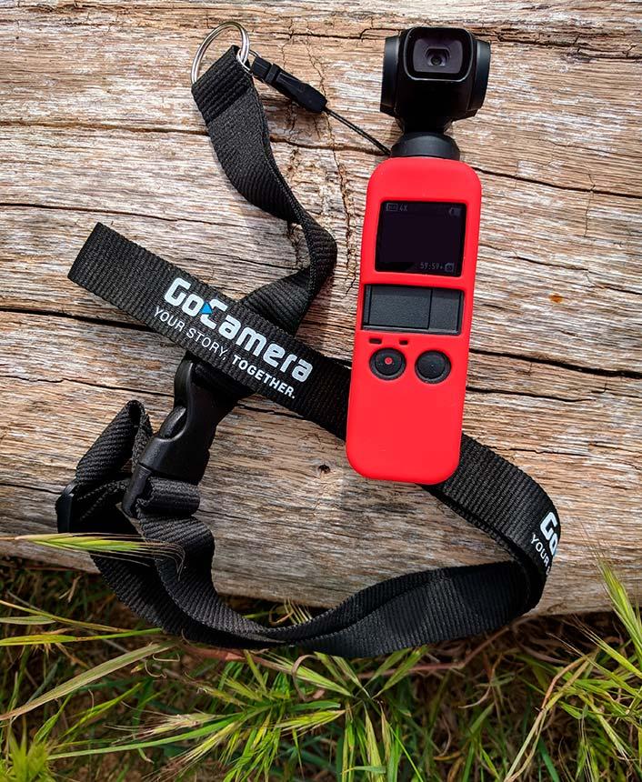 GoCamera Bumper Cover per DJI Osmo Pocket
