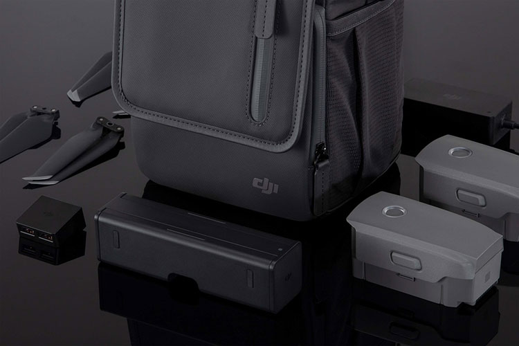 DJI Mavic 2-Fly More Kit