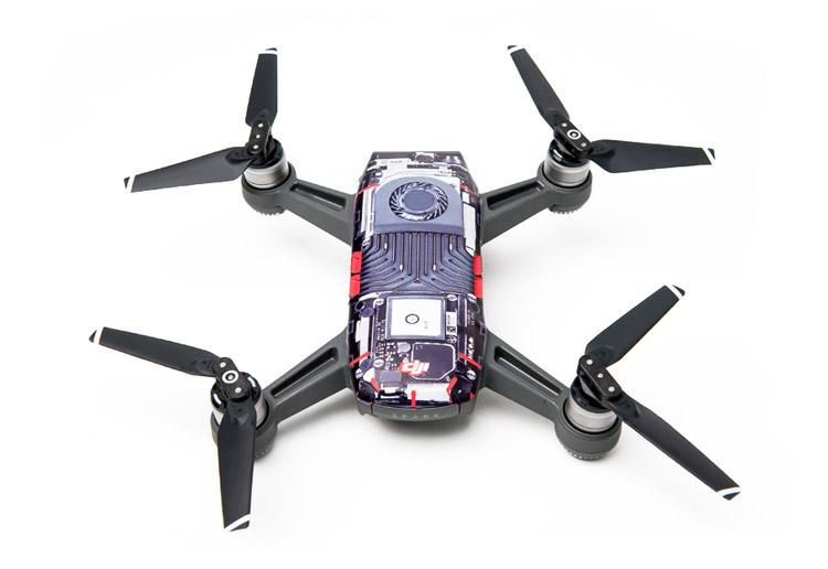 skin adesivi drone dji spark