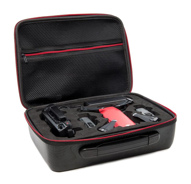 GoCamera Valigia con interno sagomato per DJI Spark