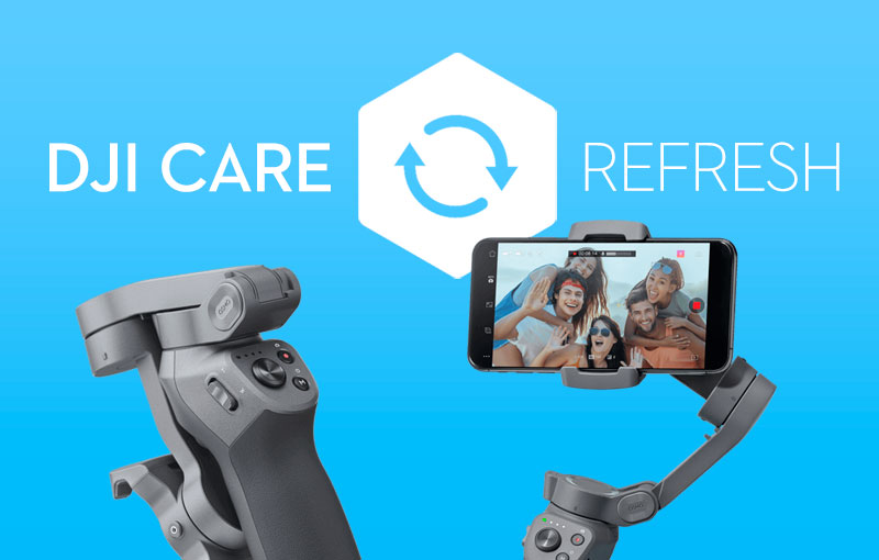 DJI Care Refresh DJI Osmo Mobile 3