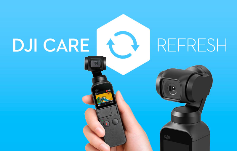 DJI Care Refresh DJI Osmo Pocket