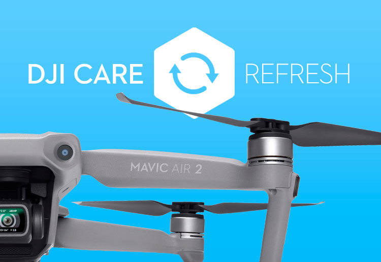 mavic air 2 dji care refresh