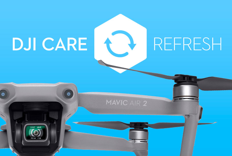 garanzia dji care refresh mavic mini