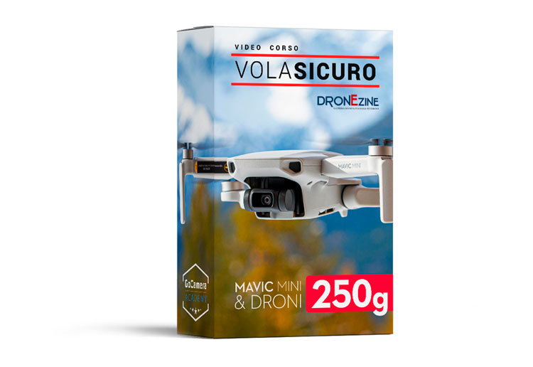 video corso mavic mini