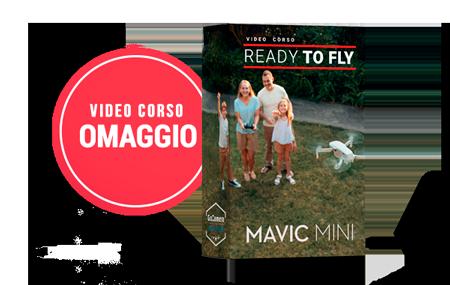video corso mavic mini