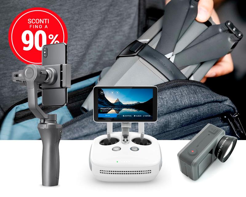 offerte accessori droni dji
