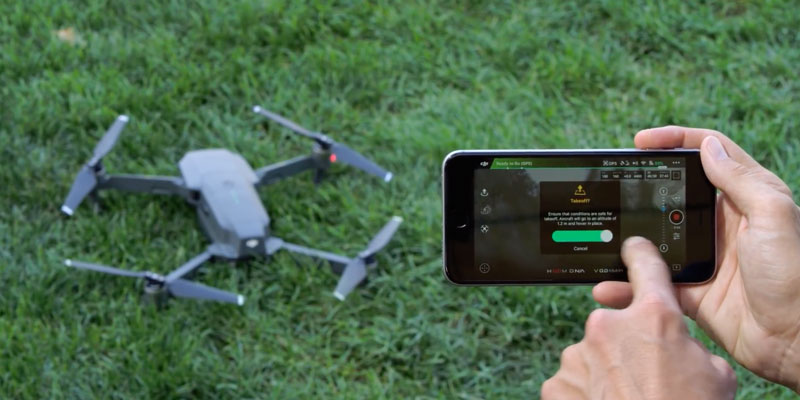 dji mavic pro video tutorial