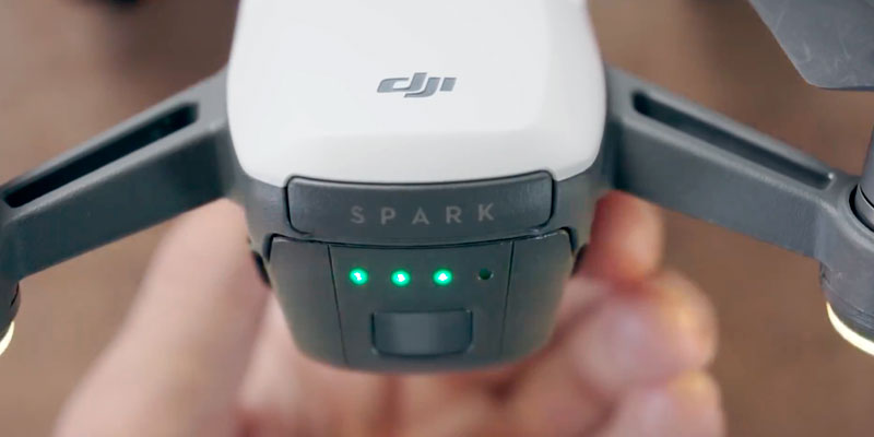 dji spark video tutorial aggiornare il firmware