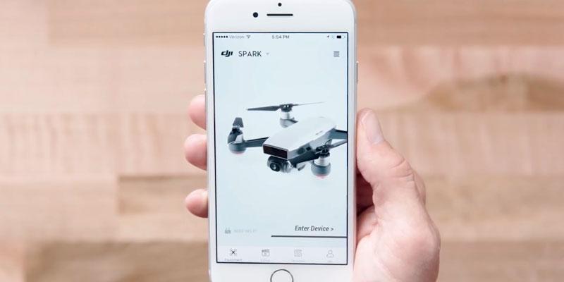 dji spark video tutorial app DJI GO 4
