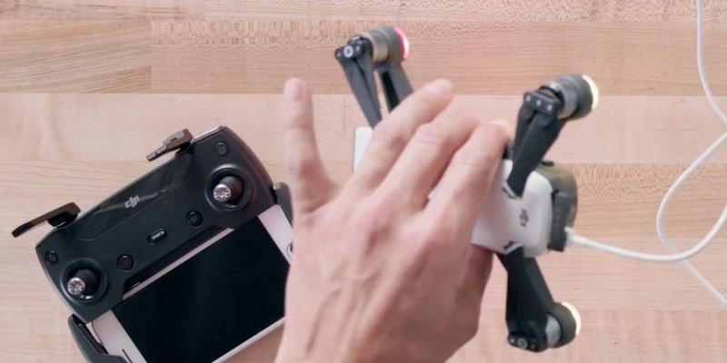 dji spark video tutorial collegare il drone al radiocomando