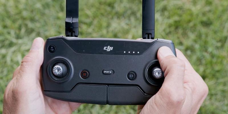 dji spark video tutorial pilotaggio tramite radiocomando