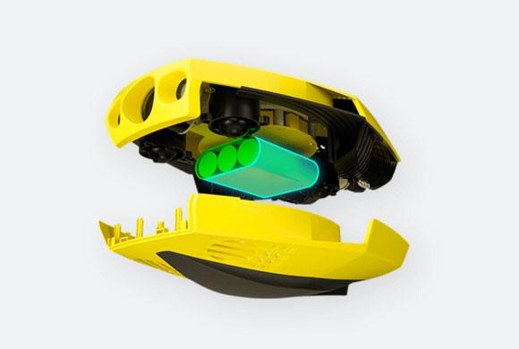 drone subacqueo