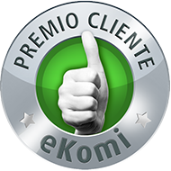 badge recensione ekomi