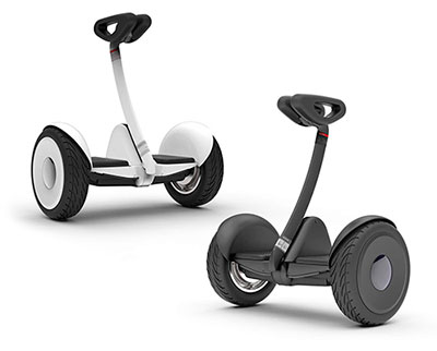 hoverboard Ninebot S by Segway