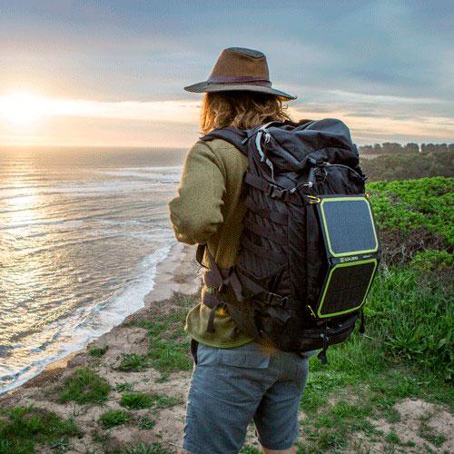 goal zero nomad 7 pannello solare