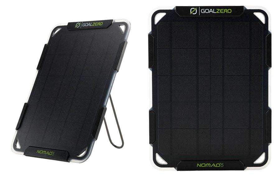 goal zero pannello solare 5 watt