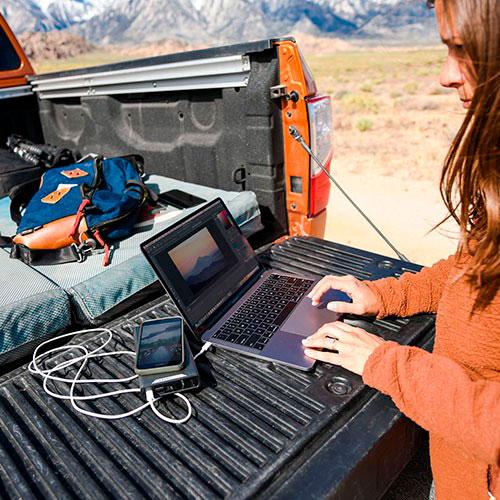 power bank portatile