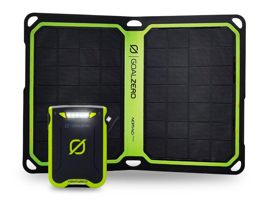 goal zero kit pannello solare