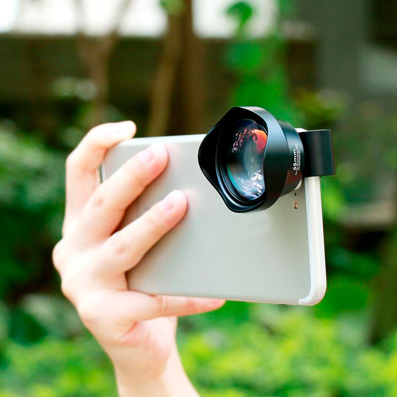 ULANZI Lente Macro 2x da 65 mm per smartphone