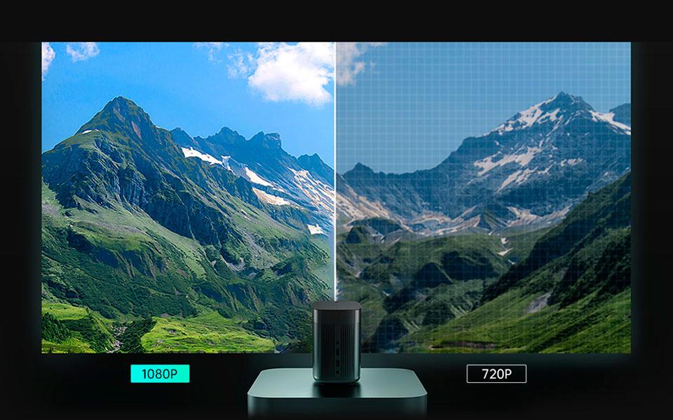 video proiettore portatile xgimi mogo pro plus