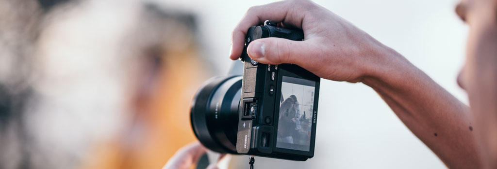 macchine fotografiche mirrorless